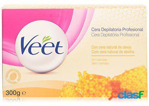 Veet Frasco Profissional de Cera Tibia 300 ml 300 ml 0