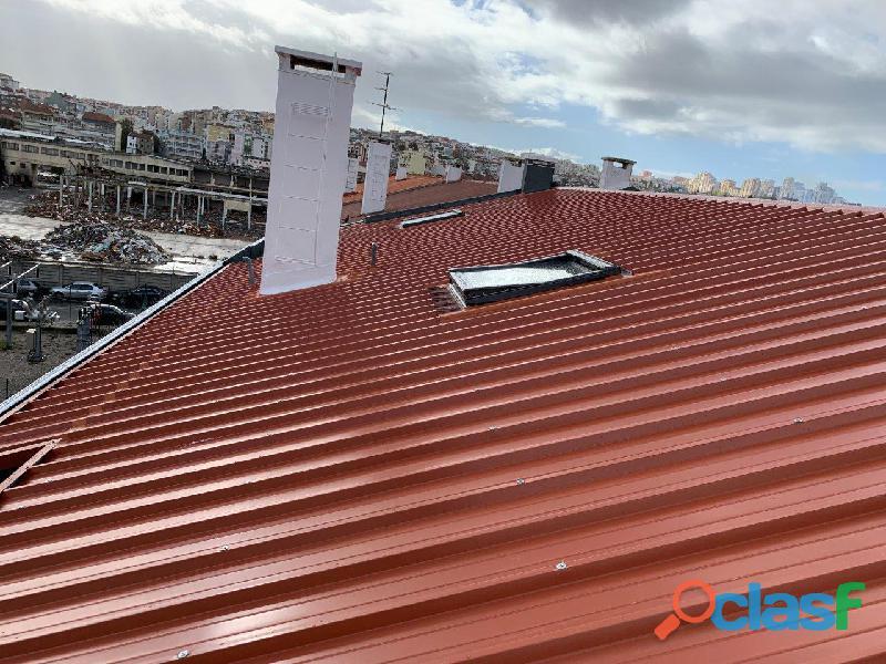 Construção, Reparação e Limpeza de Telhados