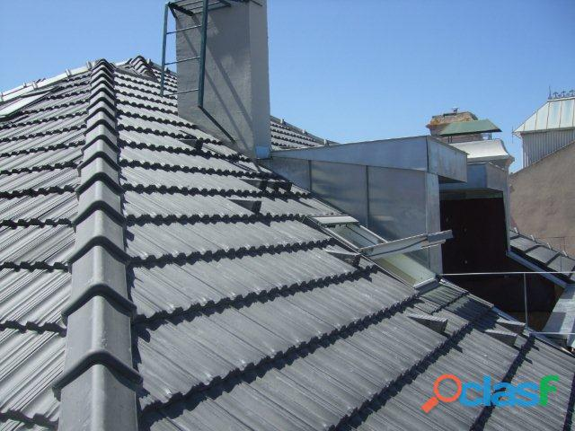 Construção, Reparação e Limpeza de Telhados 4