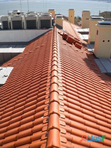 Construção, Reparação e Limpeza de Telhados 3