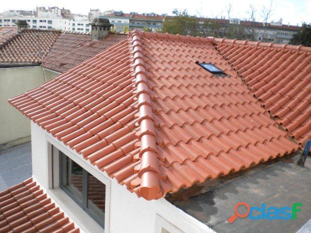 Construção, Reparação e Limpeza de Telhados 1