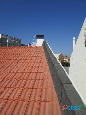 Construção, Reparação e Limpeza de Telhados 2