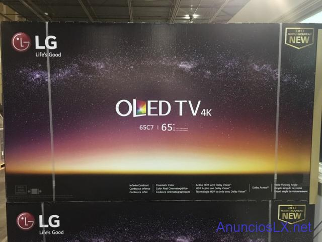 Lg oled65c7p 4k hdr smart tv(2017 model) braga