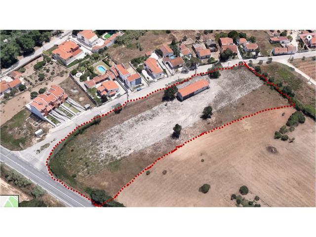 Terreno urbano p/construção 7.500 m2 em 15 lotes na