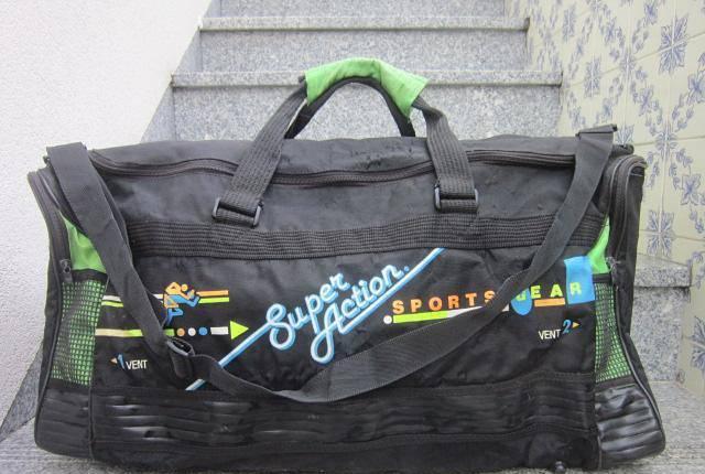 Mala desporto saco equipamento ou viagem