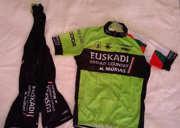 Equipamento ciclismo (novo)