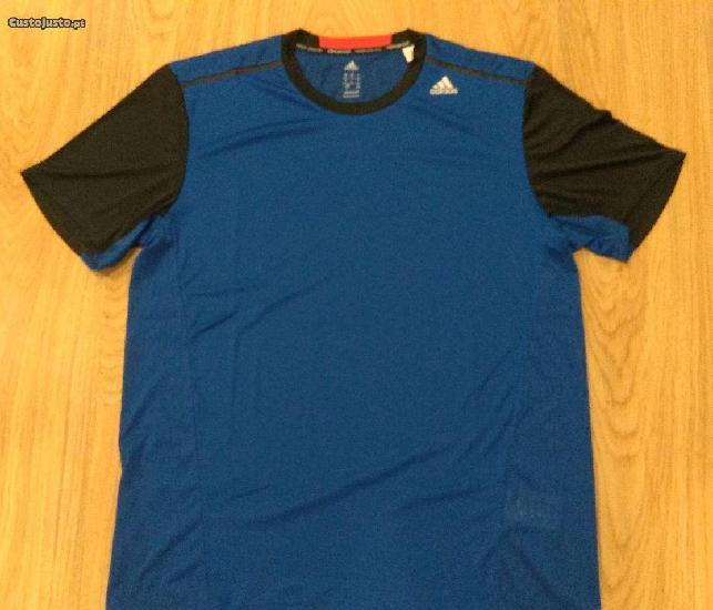 T-shirt adidas climacool (nova)