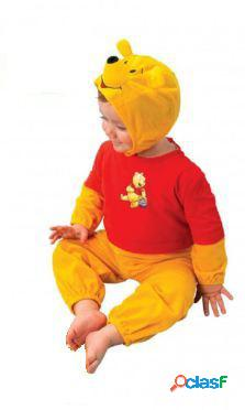 Bebê winnie the pooh clássico traje rubie's