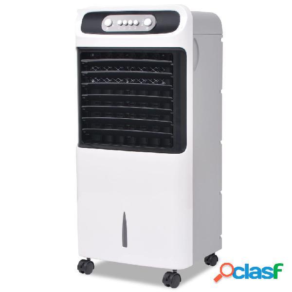Vidaxl climatizador de ar portátil 80 w 12 l 496 m³/h