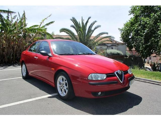 Alfa romeo 156 1.6 ts 1000 eur