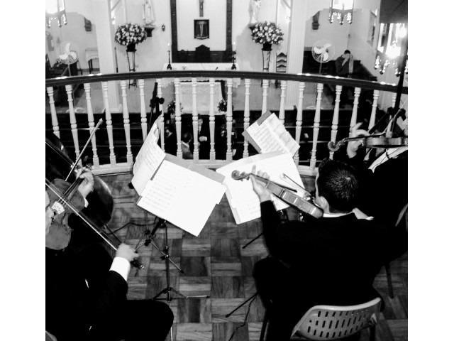 Música para casamento e eventos