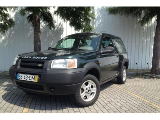 Land rover freelander 2.0 di 3000€