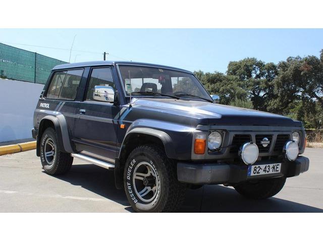 Nissan patrol gr y60 2.8 td 3000€