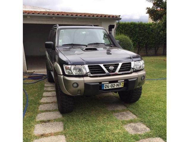 Nissan patrol gr y61 longo 7000€