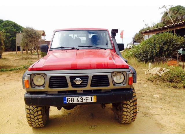 Nissan patrol gr 4000€