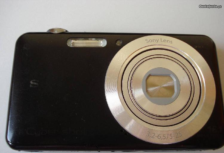 Máquina fotográfica digital sony dsc w710 (peças)