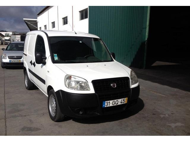 Fiat doblo cargo fibrada ac 2000€