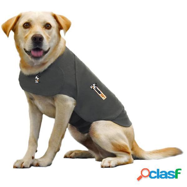 Thundershirt camisola anti-ansiedade p/ cães cinzento tamanho s 2015