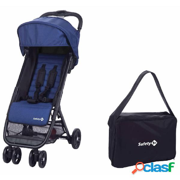 Safety 1st carrinho de bebé ultra compacto teeny azul