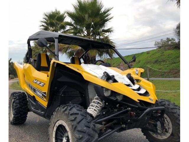Yamaha rhino yxz1000r se 10000 €