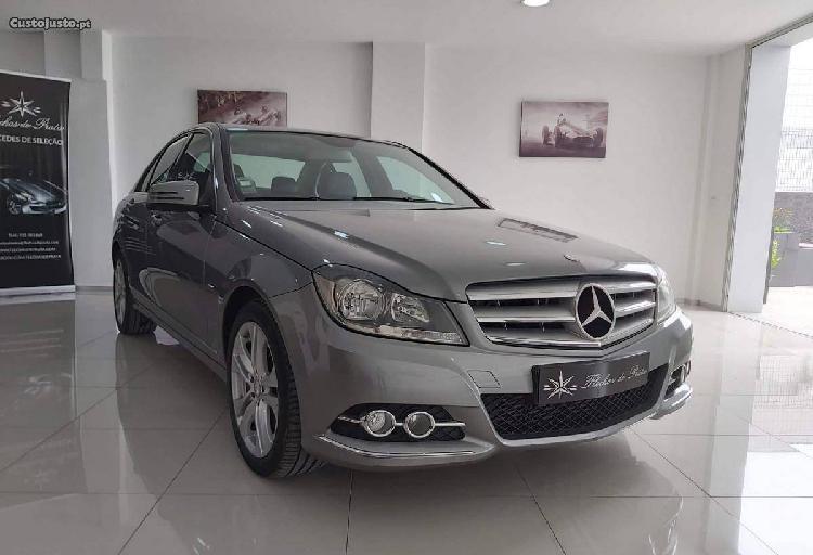 Mercedes-benz c 220 cdi avantgarde - 11