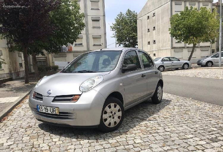 Nissan micra 1.0 - 03