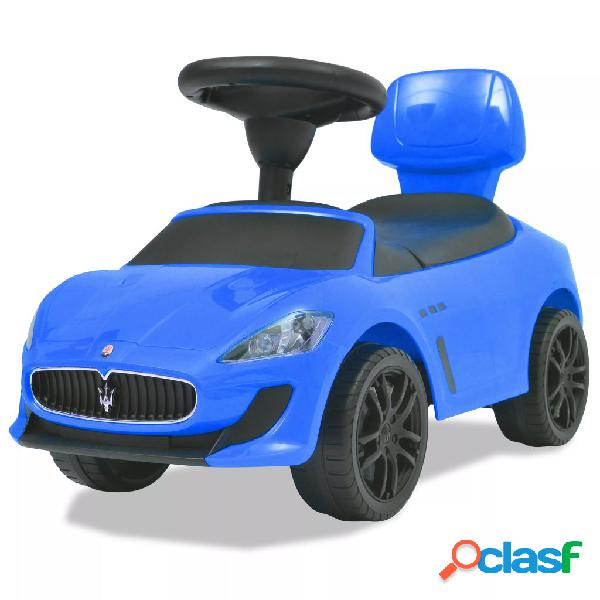 Vidaxl carro de passeio maserati 353 azul