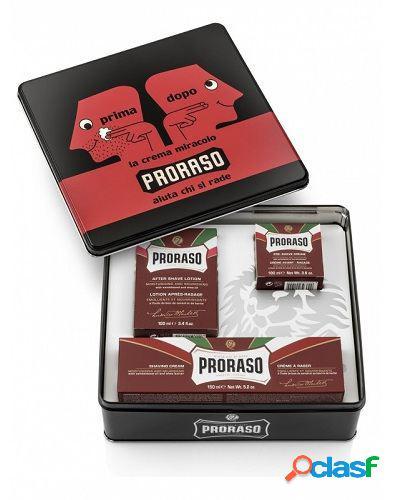 Proraso Vintage Case Selection Sandalwood Line