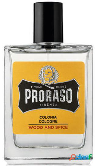 Proraso Yellow Cologne for Beard 100 ml