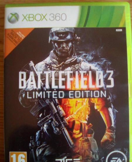 2 jogos battlefield xbox 360/one