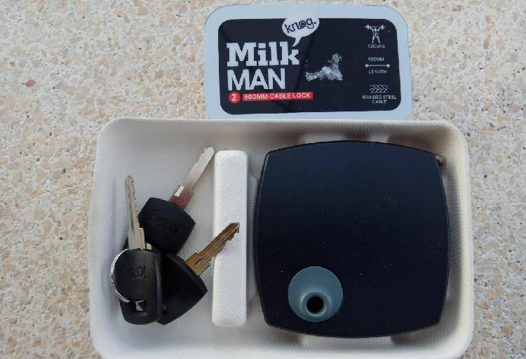 Aloquete Knog milkman - novo