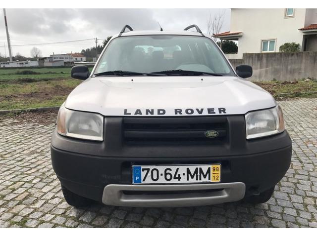 Land rover freelander 2.0 di 1500 eur