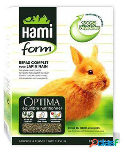 Hami form refeição completa para coelhos 1 kg