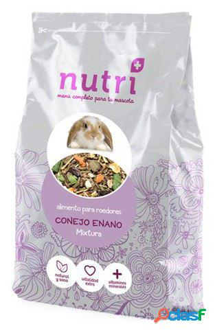 Nutriplus big mixtura dwarf rabbit 4 kg. approx. 4 kg