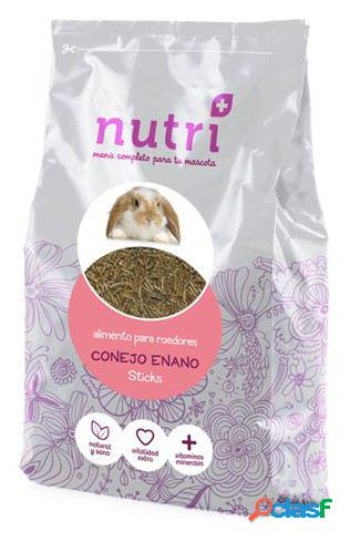 Nutriplus big sticks for dwarf rabbit 4.5 kg. approx. 4.5 kg