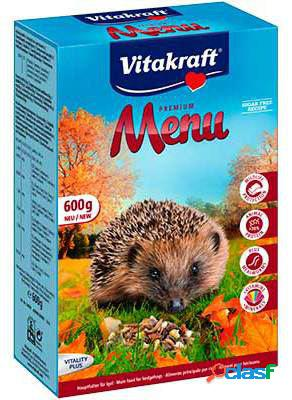 Vitakraft menu de hedgehog 500gr 500 gr