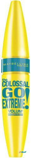 Maybelline máscara de cílios colossal go extreme volum waterproof