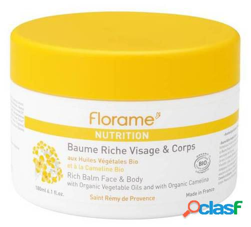 Florame Face Nourishing Body Butter of 180 ml