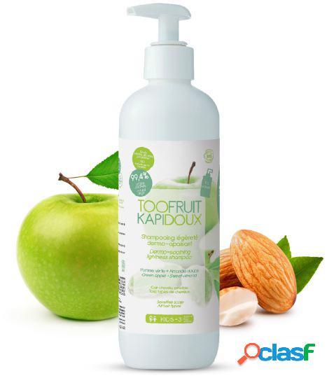 Toofruit Shampoo Kapiduox of Apple and Almonds 400 ml