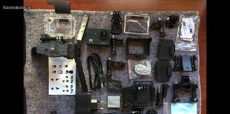 Câmera Elen H9 Ultra 4K mais extras