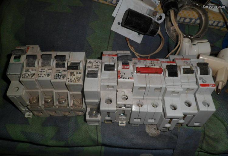 Dijuntores Electricos
