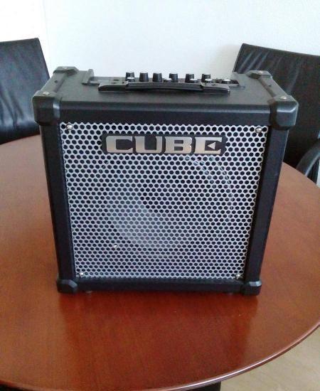 Amplificador roland cube 40 gx
