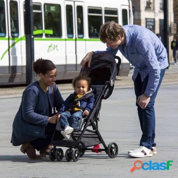 Safety 1st carrinho de bebé ultra compacto teeny preto 1265666000