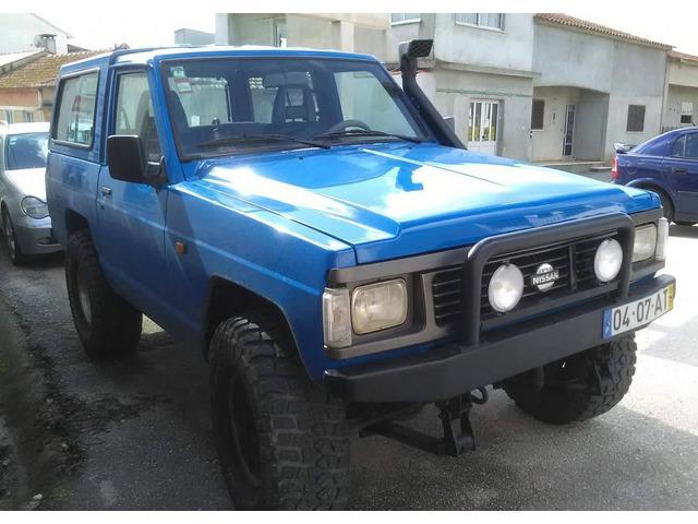 Nissan patrol 260 3500euros