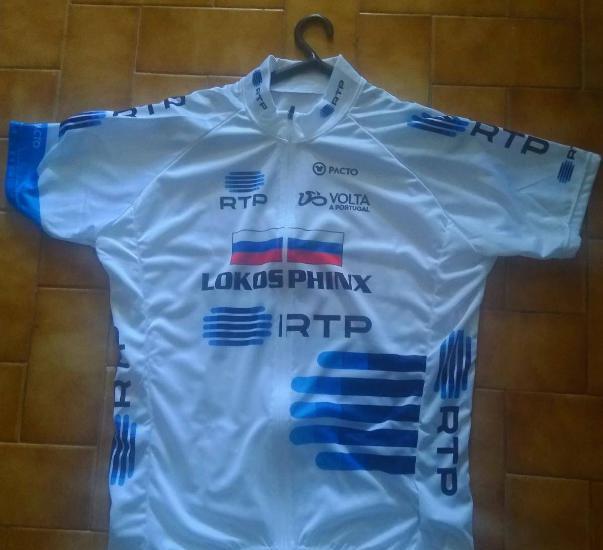 Jersey rtp 2019 volta a portugal em bicicleta