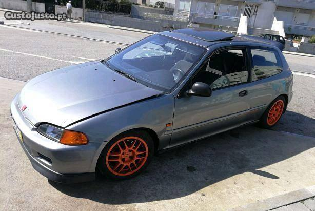 Honda civic vti - 92