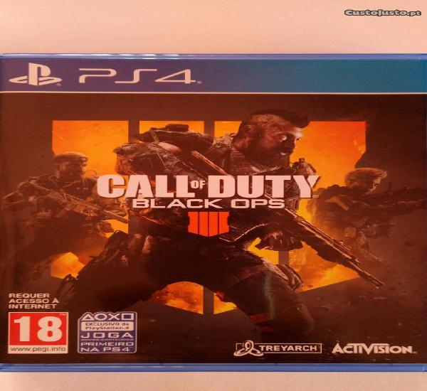 Call of duty black ops novo ps4
