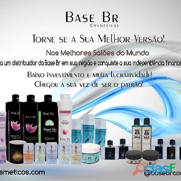 Cosméticos para cabelos do Brasil