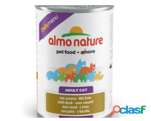 Almo nature pato cat daily menu 400 gr