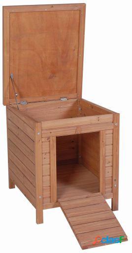 Gaun cabana de madeira model lisbon pets